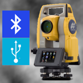 Total Station Topo Survey