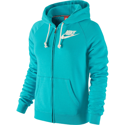 Acheter Sweat à capuche Nike Full Zip Rally Futura Bleu