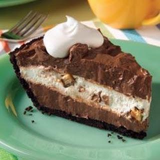 Candy Bar Pie.