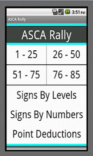 ASCA Rally Obedience - screenshot thumbnail