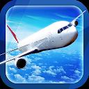 Flight simulator boeing 3D fly
