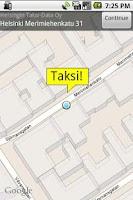 Screenshot of Get-a-taxi FREE