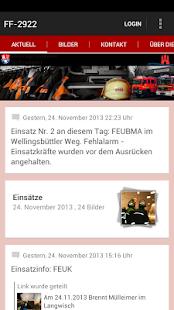 FF Wellingsbüttel - screenshot thumbnail