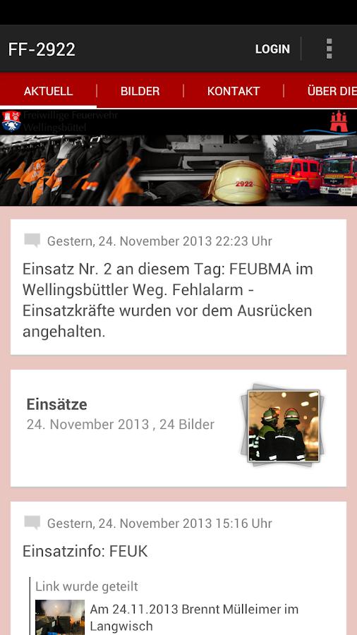 FF Wellingsbüttel - screenshot