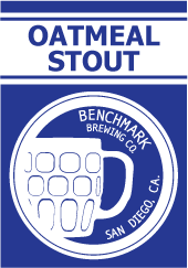 Logo of Benchmark Oatmeal Stout