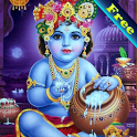 Little Krishna 3D - Real LWP icon