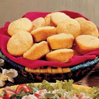 Corn Bread Muffins.