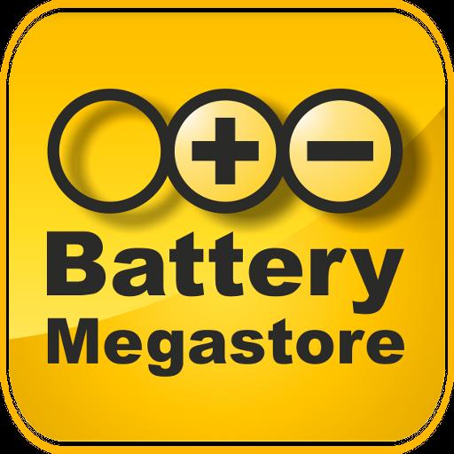 Battery Megastore LOGO-APP點子