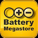 Battery Megastore icon