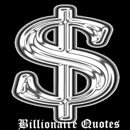 Billionaires Quotes LOGO-APP點子