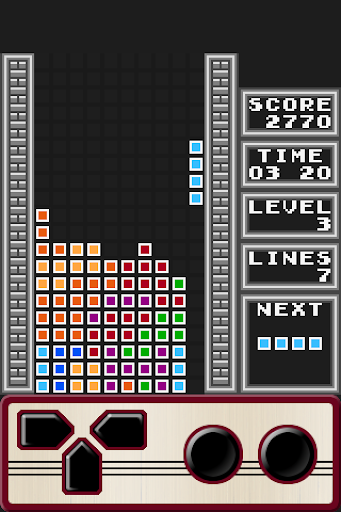 DROP BLOCK - puzzle game