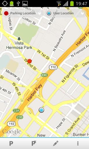 GPS Parking Locator Free