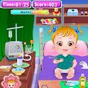Baby Hazel Goes Sick icon