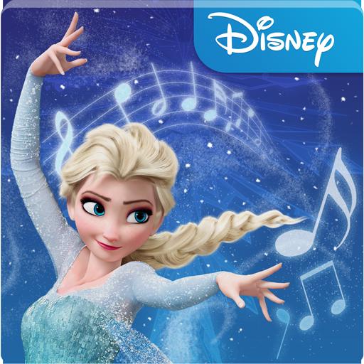 Disney Karaoke: Frozen LOGO-APP點子