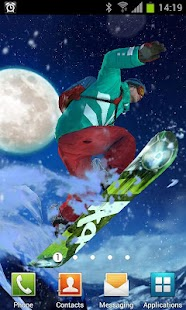 Good Point: Snowboarding HD - screenshot thumbnail