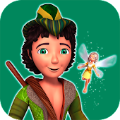 Peter Pan - Book and Games