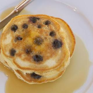 Vegan Blueberry Pancake