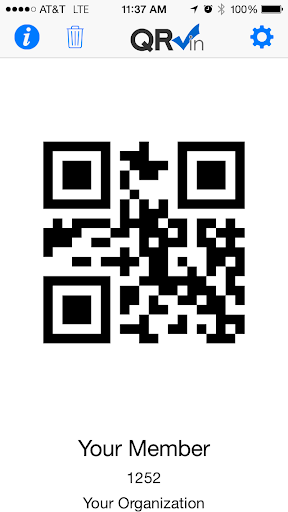 QR Check-In