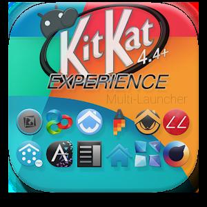 個人化App|KitKat 4.4+ Launcher Theme LOGO-3C達人阿輝的APP
