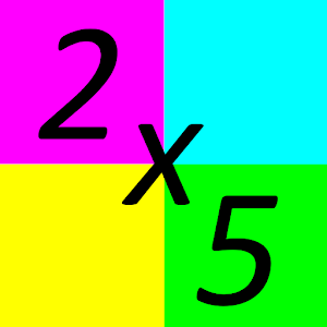 Multiplication Training Game for PC and MAC