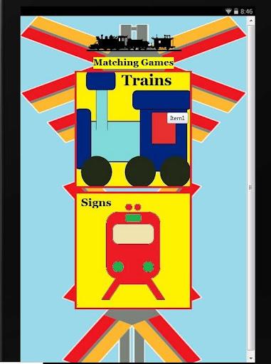 Train Games for Children