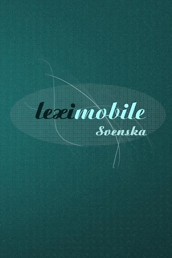 LexiMobile Svenska 1.1