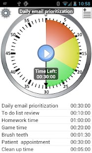 Activity Timer - Productivity - screenshot thumbnail