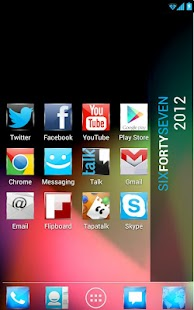 Kitkat Metro Theme 6 in 1 - screenshot thumbnail