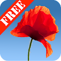 Poppy Field Free logo