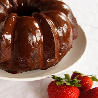 Mocha Chocolate Glaze Icing Recipe