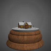 3D Snow Globe HD