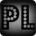 Peacefully Loud logo