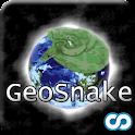 GeoSnake: USA logo