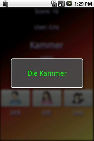 Der-Die-Das - screenshot