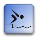 Swim Meet Helper logo