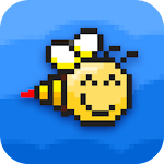 Floppy Bee - tap to flap