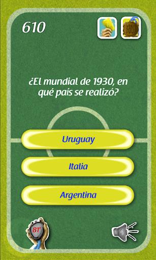 Fútbol Quiz - 4 Pixxel
