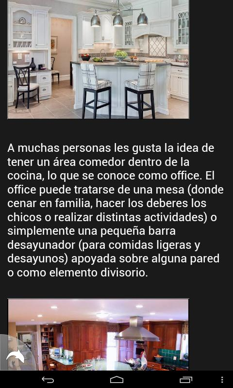 Diseño de Interiores - screenshot