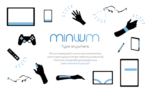 Minuum Keyboard - screenshot thumbnail