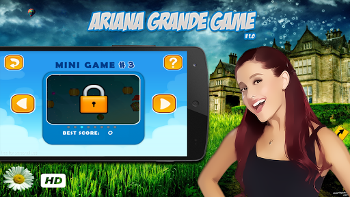 【免費街機App】Ariana Grande Game-APP點子