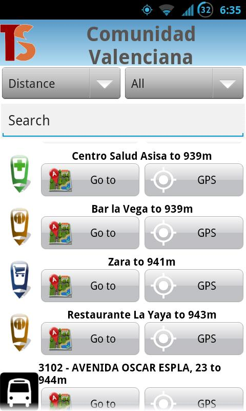 Chiapas Map-Tuxtla Gutiérrez - screenshot