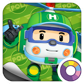 Robocar Poli - Sticker Book 2
