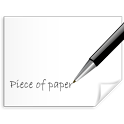 Piece Of Paper icon