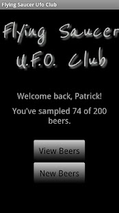 Flying Saucer U.F.O. Club - screenshot thumbnail