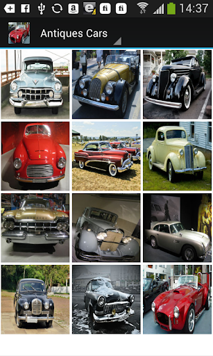 Antiques Cars Wallpapers