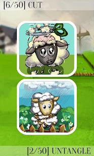 Cut a Sheep! - screenshot thumbnail