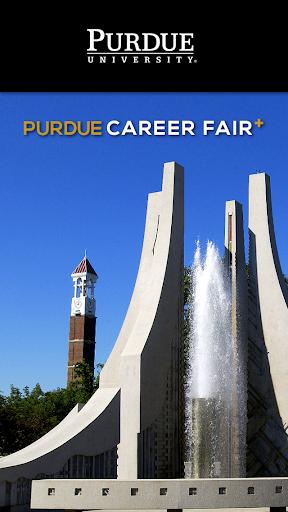 Purdue Career Fair Plus