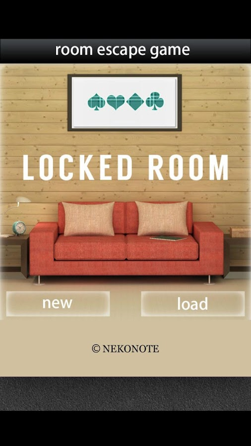 room escape LOCKED ROOM2- screenshot