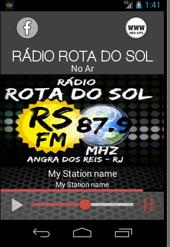 RÁDIO ROTA DO SOL FM 87 9