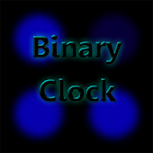 Binary Clock Wallpaper Lite